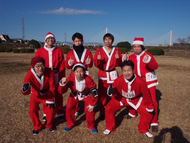 【イベント】聖蹟サンタマラソン